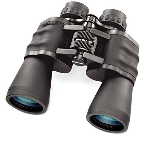 Fundamentos Tasco 10x50 WA, Código Postal Focus binocular