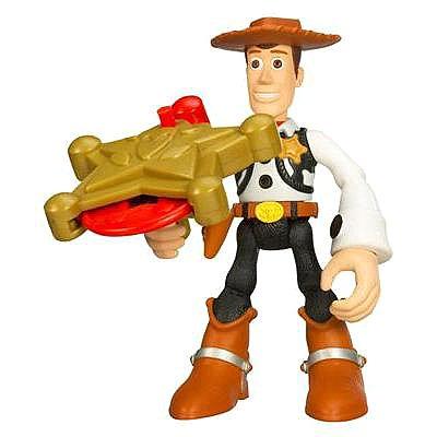 Toy Story y más allá: la estrella Plantilla - Patrulla Woody
