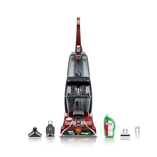 Limpiador de alfombras Hoover FH50150 Conceptos básicos de alimentación Scrub Deluxe Alfombra
