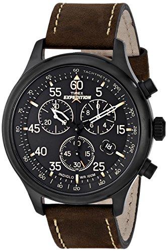 T499059J Expedición campo del cronógrafo de los hombres del reloj Timex