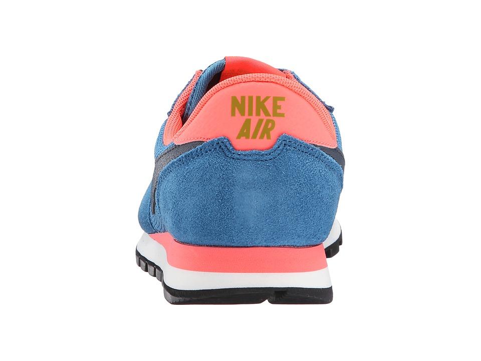 Zapatilla Mujer Nike Air Pegasus ´83 Azul Plano Envío Gratis