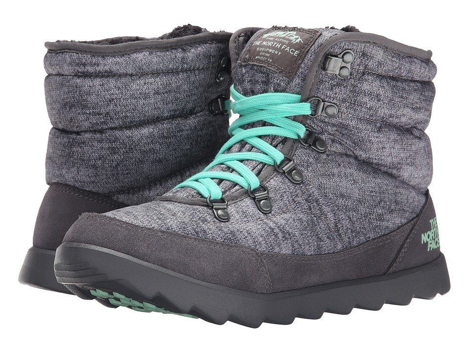 Bota Mujer The North Face ThermoBall™ Lace Gris Envío Gratis