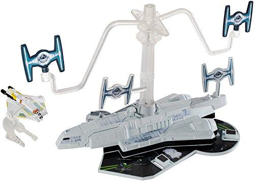 Los rebeldes ruedas calientes Star Wars Starship Ataque Transporte Set de Juegos