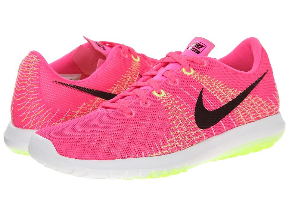 Zapatilla Mujer Nike Flex Fury Rosado Planos Ma Envío Gratis