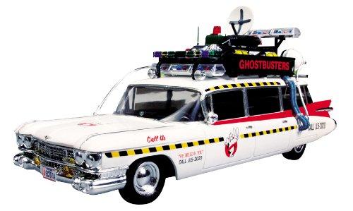 Ronda 2 Ghostbusters Ecto-1 kit modelo escala del 1:25
