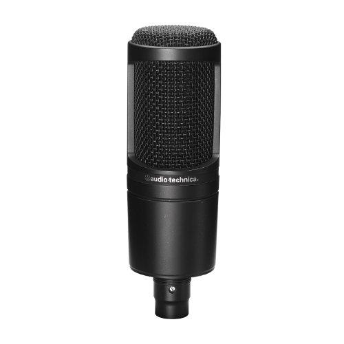 Audio-Technica AT2020 Micrófono de condensador cardioide (reacondicionado certificado)