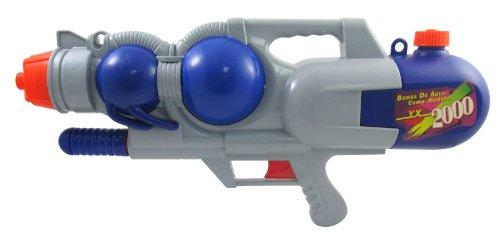 Pistola de agua Super Aqua Blaster Soaker 2000