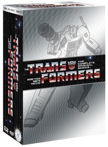 Transformers: La serie completa
