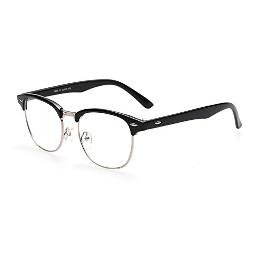 Cyxus Filtro azul claro [Anti fatiga visual] gafas de equipo, unisex (hombre / mujer) de bloqueo UV Gafas de lectura