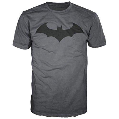 Batman-Hush camiseta del logotipo de tamaño M