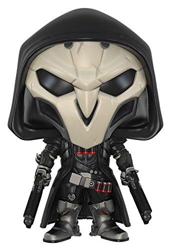 Funko Pop! Juegos: Figura de acción Overwatch - Reaper