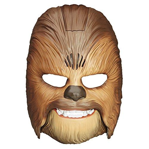 Star Wars The Force despierta Chewbacca Máscara electrónica