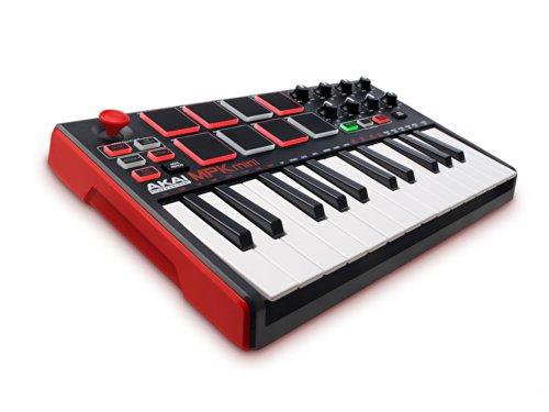 Controlador MIDI Akai MPK mini-MKII 25 llave USB