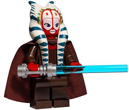 LEGO Star Wars Clone Wars Minifigure - Shaak Ti con el sable de luz