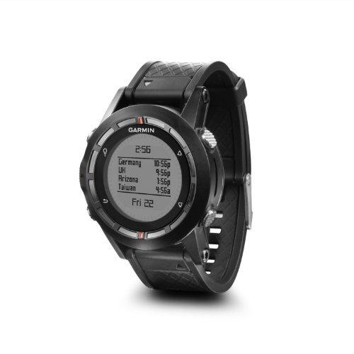 Garmin Fenix ¿¿reloj GPS rastreador de ejercicios para Smartphone, Negro (reacondicionado certificado)