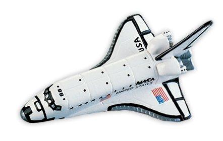 Transbordador espacial orbital mini vehículo por leyendas del Espacio