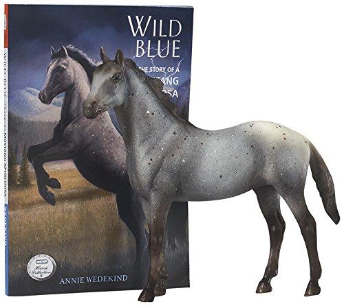 Breyer azul salvaje: Clásicos del caballo y del libro Set