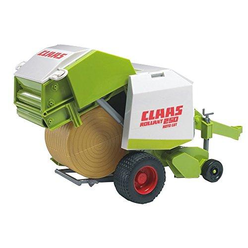 CLAAS Rollant 250 empacadora de paja