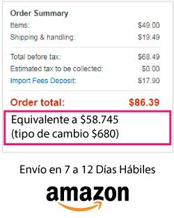 Resumen de mi compra en Buscalibre.com