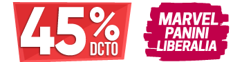 50% dcto - Marvel Panini Liberalia