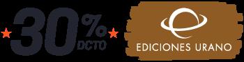 30% DCTO - EDICIONES URANO