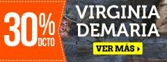 30% Dcto. Virginia Demaría