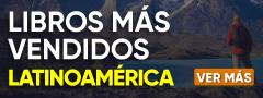 Más vendidos de Latinoamérica 2017