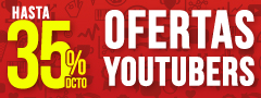 Especial Youtubers