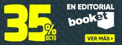 Hasta 35% dcto en Editorial Booket
