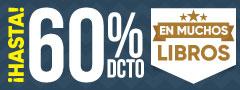 Hasta 60% de Descuento en Muchos Libros