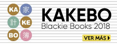 Kakebo. Blackie Books 2018