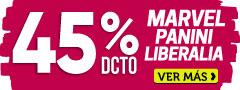 45% dcto Liberalia