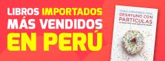 Libros Importados Más Vendidos en Perú