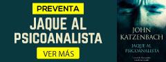 EL PSICOANALISTA (PRE-VENTA)