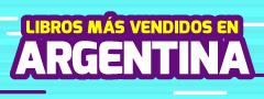 Libros más vendidos en Argentina