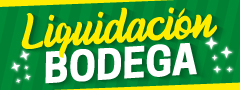 Liquidación de Bodega