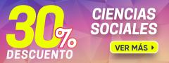 30% Descuento Ciencias Sociales Editorial Planeta