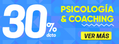 30% Dcto - Psicologia y Coaching