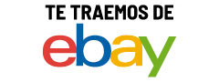 Te Traemos de Ebay a Chile