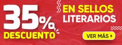 Sellos Literarios con 35%dcto