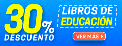 30% dcto Libros de Educación