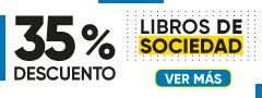 30% DCTO - Libros de Sociedad