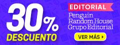 30% de descuento en libros penguin random house