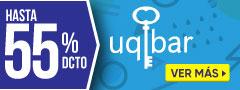 55% Dcto - Uqbar