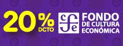 20% Descuento Fondo de Cultura Económica