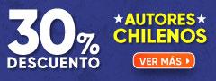 30% Dcto - Autores Chilenos