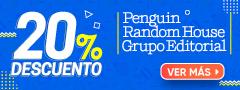 20% DCTO - Libros PRH