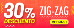 45% Dcto Editorial Zigzag