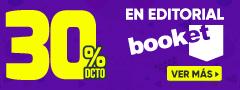 30% DCTO Editorial Booket