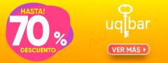 70% DCTO - Uqbar